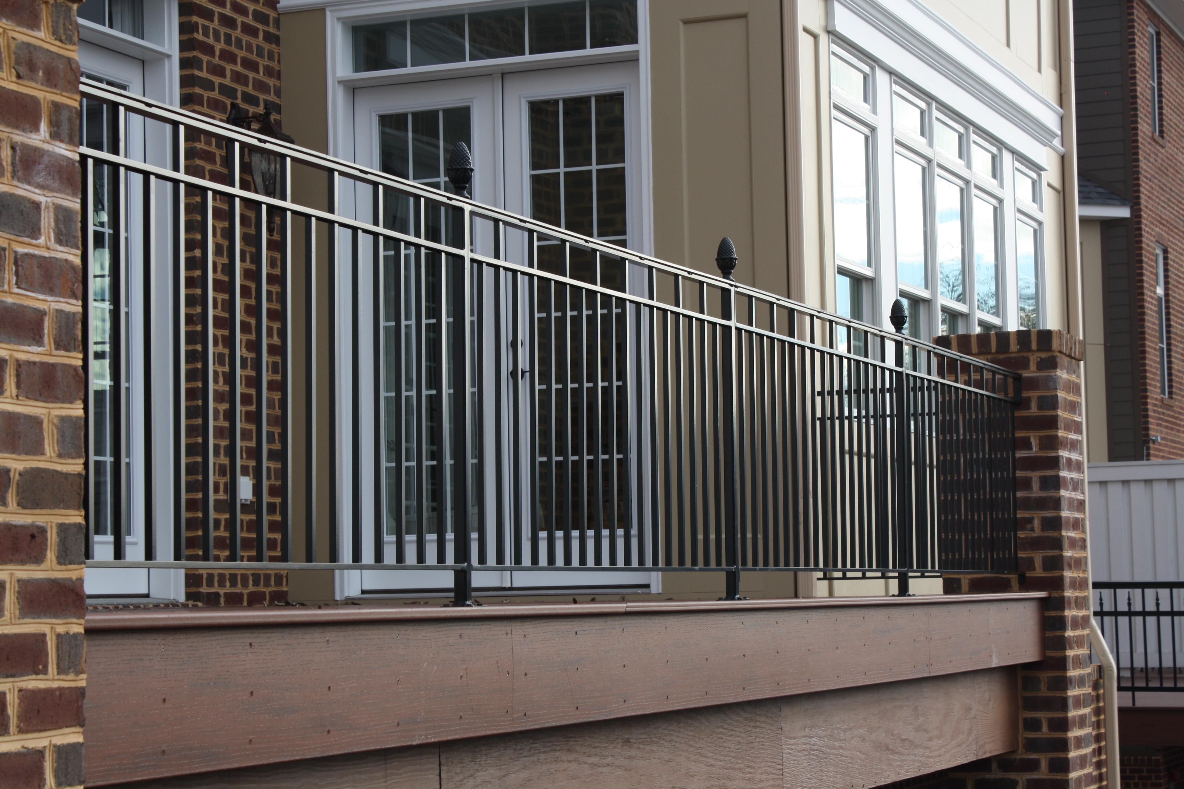 Balcony-Railing-Cumberland-MD